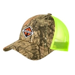 I485 - Structured Camouflage Mesh Back Cap
