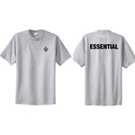I512SGR - Essential T-Shirt - SPORT GREY